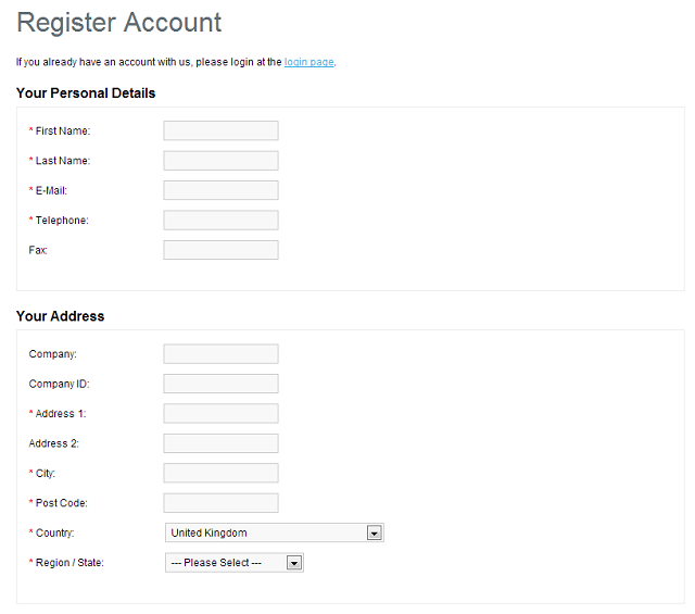 Creating Merchant Accounts In Opencart With Multimerch Multimerch