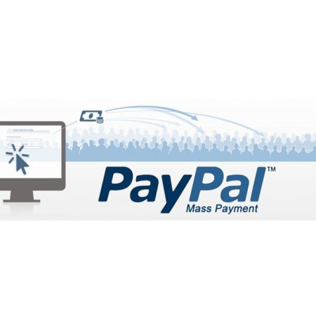 PayPal Mass Payments for MultiMerch
