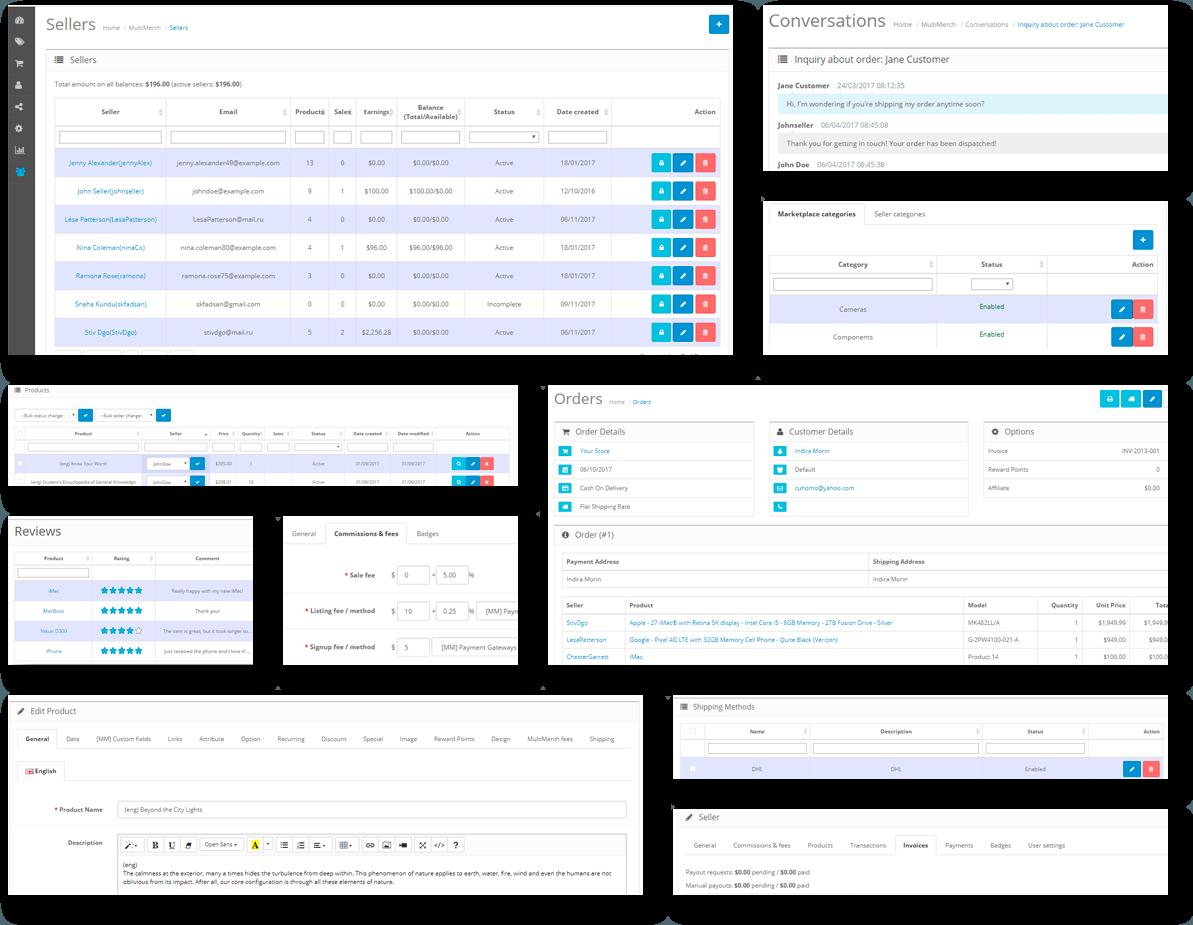 multimerch features powerful marketplace management