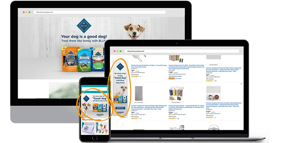 marketplace business models amazon display ads