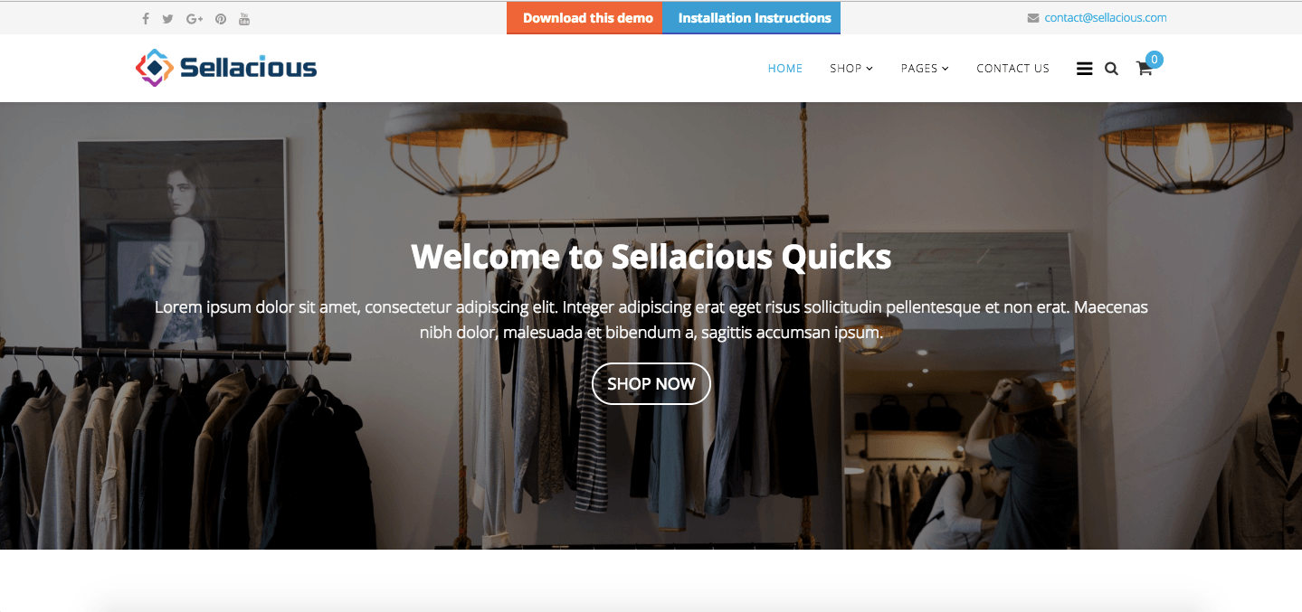 Sellacious Multivendor Software