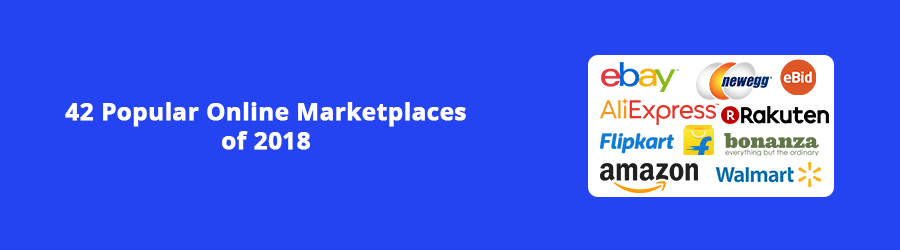 42 popular online marketplaces