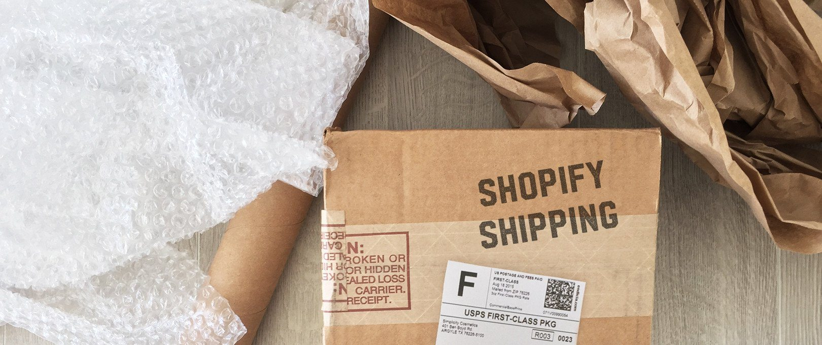 shopify fast shipping