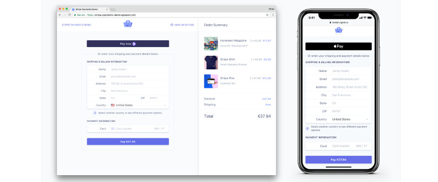 marketplace features checkout