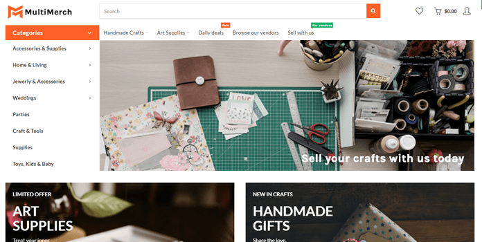 start handmade marketplace