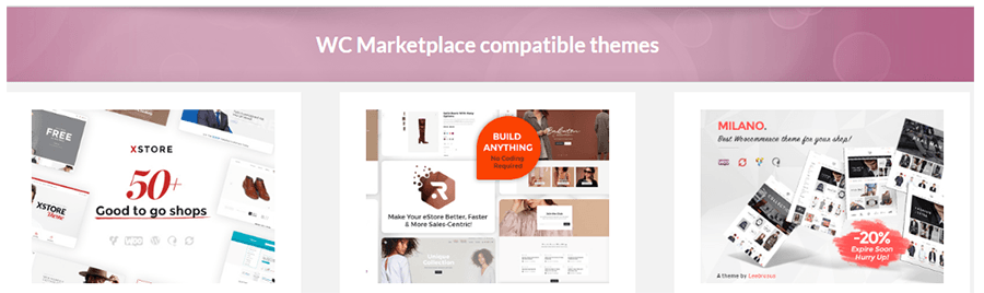 woocommerce multi vendor wc marketplace themes