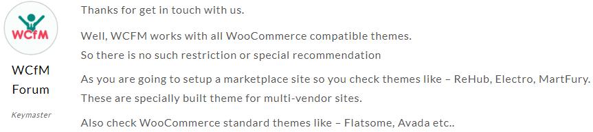 woocommerce multi vendor wcfm marketplace themes