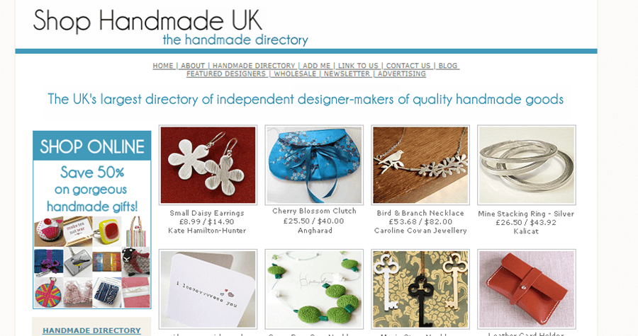handmade marketplaces multimerch shop handmade uk